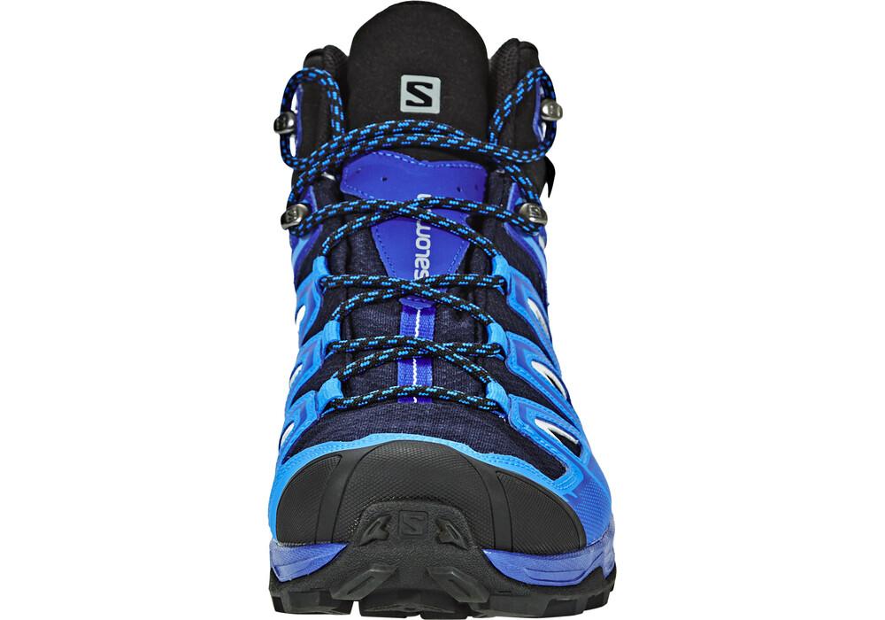 Salomon X Ultra  Men S Hiking Shoes Blue